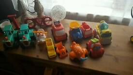 Bundle lot of cars for little ones.