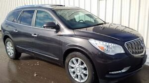 2013 Buick Enclave CXL2 AWD Navigation Sunroof DVD