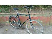 Dawes renaulds 500 tubing city bike