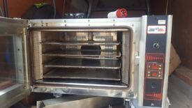 Commercial Bread Baking Oven