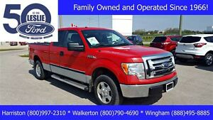 2010 Ford F-150 XLT 4X2 | One Owner | Tow Pkg