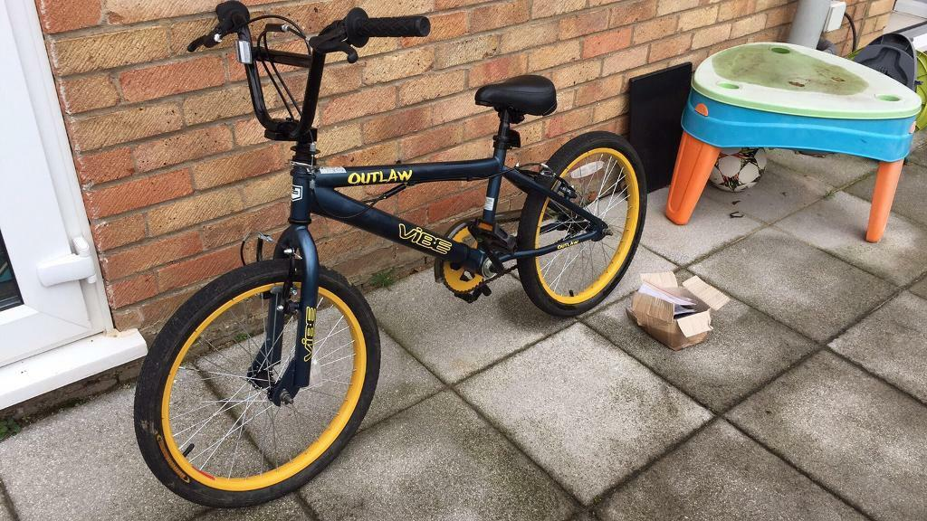 BMX bike ****REDUCED***** ideal Xmas present