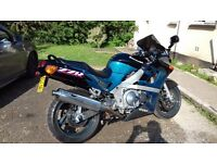 £1200 or swap px road legal 125 kawasaki zzr 600 very clean look!!!!!