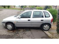 SELL/SWAP Vauxhall Corsa breeze