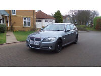 BMW 3 SERIES 2.0 320D EXCLUSIVE EDITION TOURING 5d 181 BHP Bluetooth, Full Leather, Sat Nav