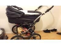 Vib pram/stroller/car seat (ono)