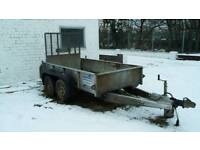 Ifor williams plant trailer for sale.