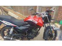 Lex moto zsa 125cc