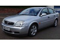 2004 04 VAUXHALL VECTRA 2.0 DTI CLUB 16v MOT 06/17 DIESEL (CHEAP PART EX TO CLEAR)