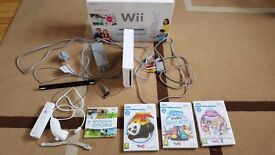 Nintendo Wii Controllers And Games (LIKE NEW) MUST SEE