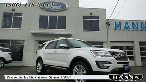 2017 Ford Explorer *NEW* LIMITED 4WD *301A* 3.5L V6 GAS
