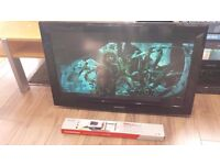 """Samsung 32"""" 1080p Full HD Freeview LCD TV With Wall Bracket £65"""