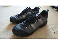 Salomon OUT GTX/Pro hiking shoes, size 8