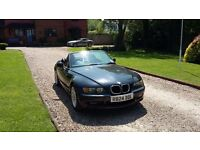 BMW Z3 Roadster 1.9 Convertible. Really nice car New MOT