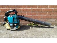 Makita 4 stroke BHX 2501 blower in very good condition bought last year!