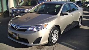 2014 Toyota Camry LE ONE OWNER WITH BLUETOOTH