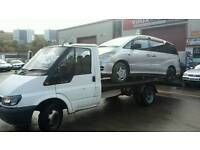 Scrap your car today easy best price payed