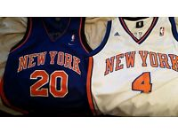 NBA XL New York Knicks jerseys