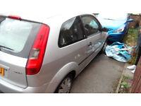 2005 ford fiesta 1.4 spares repair runs and drives