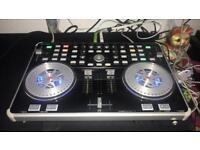Vestax vci 300 Serato DJ controller.