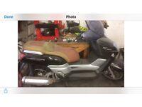 Yamaha XC 300