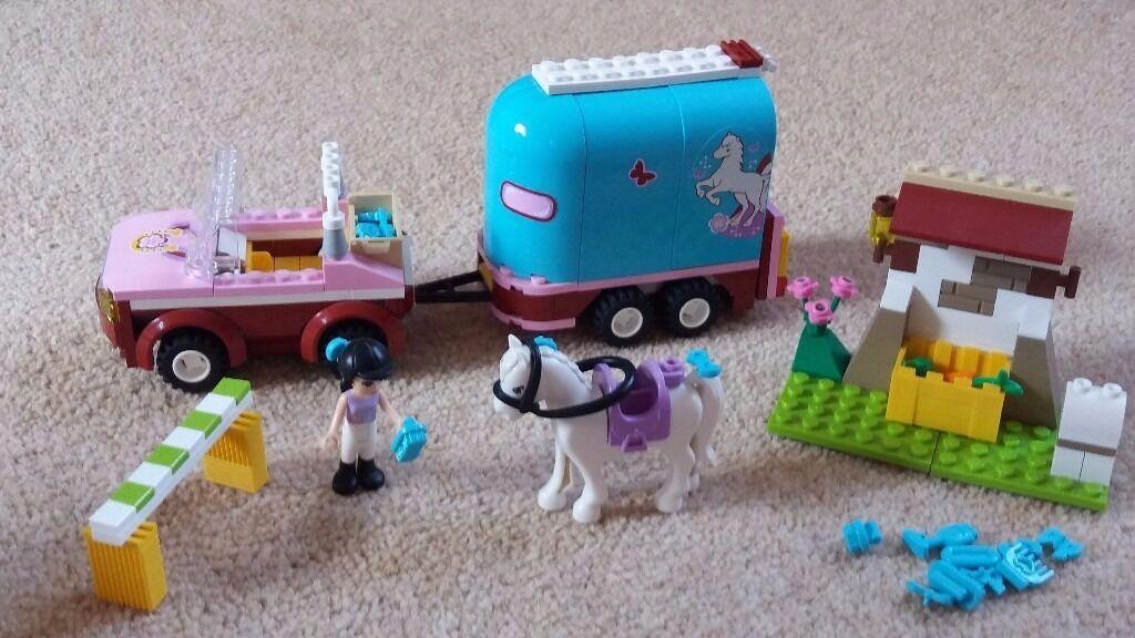 Lego Friends Emmas Horse Trailer 3186 In Upton Cheshire