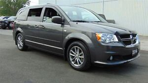 2014 Dodge Grand Caravan 30th ANNIVERSARY - ONLY 43,936 KMS
