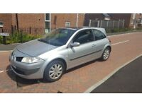09 RENAULT MEGANE 1.9 DCI 6 SPEED *PAN ROOF**FULL LEATHER*