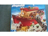 Playmobile Noahs Ark - excellent condition, boxed. Smoke and pet free home. Collection only.