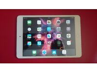 Apple Ipad Mini Generation A1455 White 32Gb Unlocked 4G 7.9In Tablet