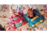 Toddler cars with figures