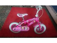 GIRLS BIKE (3-7)