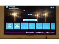 "42"" LG ULTRA HD 4K Smart Tv"