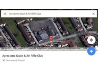 Land for rent - ideal for car wash Middlesborough TS3 8HR/ car lot/ small business