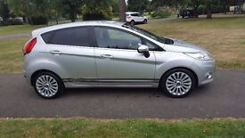 Ford Fiesta 1.6 TDCi Titanium 5dr 2KEYS, HPI CLEAR, LONG MOT,