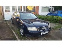 GENUINE LOW MILEAGE!!! Audi A6