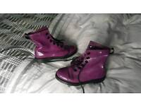 Doc martens boots size 7