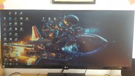 LG Ultrawide Monitor 34