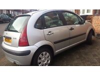 LAST chance.CITROEN..£415..C3 1.4..5dr.2003..perfect clutch ..gears..engine..good in out
