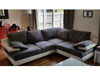 Corner sofa free to collector