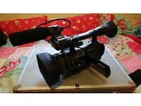 Sony HVR-V1E DV camcorder