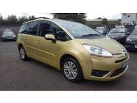 CITROEN GRAND PICASSO C4 1.6 HDI VTR+ 7 SEATER 2010 / 89K MILES / 12 MONTH MOT / HPI CLEAR