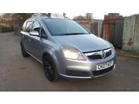 Vauxhall Zafira Energy 1.6 2007 (07) *TOP SPEC*