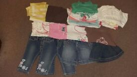 Agd 3 girls pumpkin patch clothes bundle