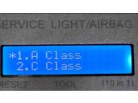 OBD2 OBDII Car Service Light, Oil And Airbag Reset