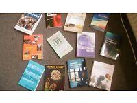 sociology/ criminology uni books