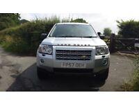 Land Rover Freelander2 GS