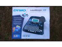 Dymo Labelling machine