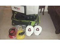 Cardio/boxing equipment