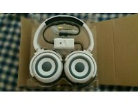 headphones an speakers. Zumreed x 2 hybrid Brand new in box.